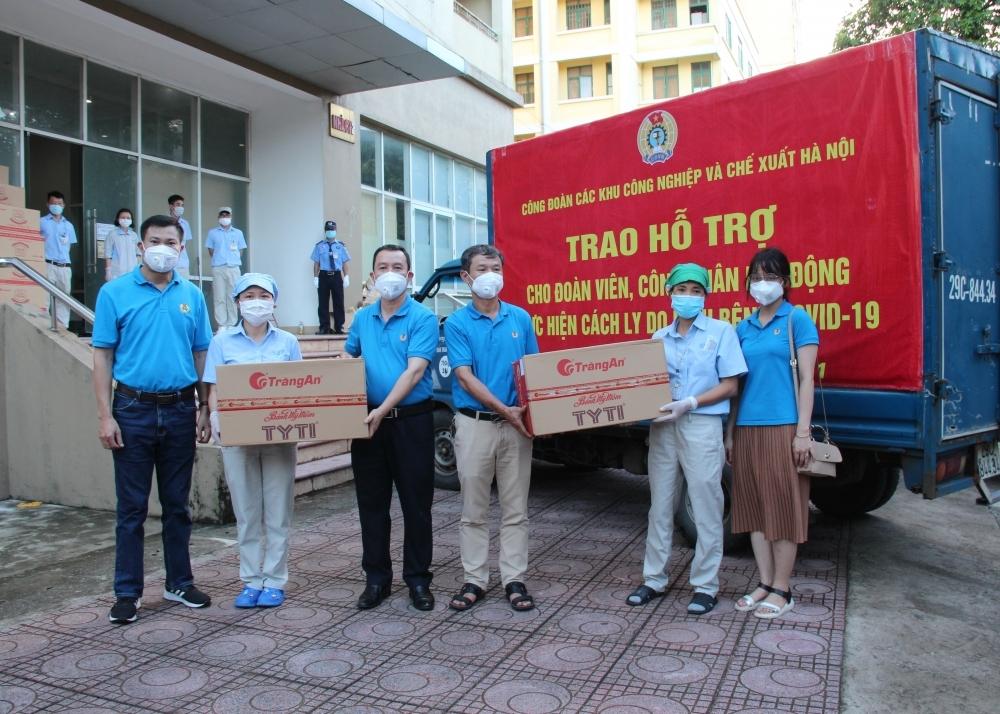Hà Nội: Thành lập Tổ ứng phó khẩn cấp hỗ trợ đoàn viên, người lao động