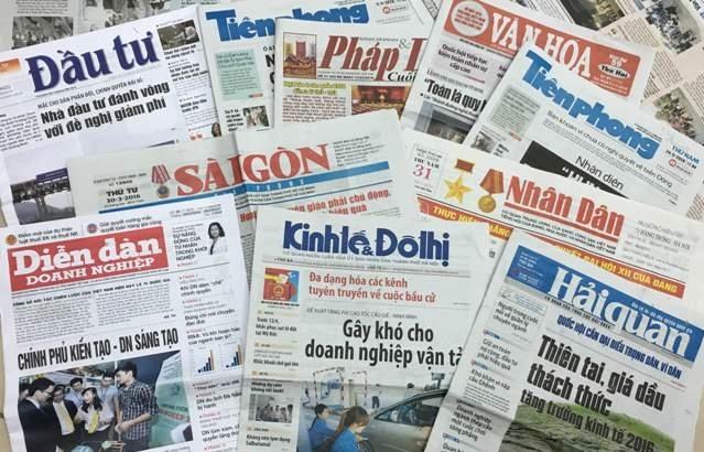 Bộ Thông tin và Truyền thông: Thứ trưởng Phạm Anh Tuấn phụ trách lĩnh vực báo chí