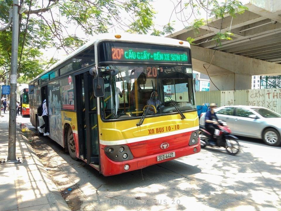 Sau ngày 21/9, hành khách đi xe buýt phải có