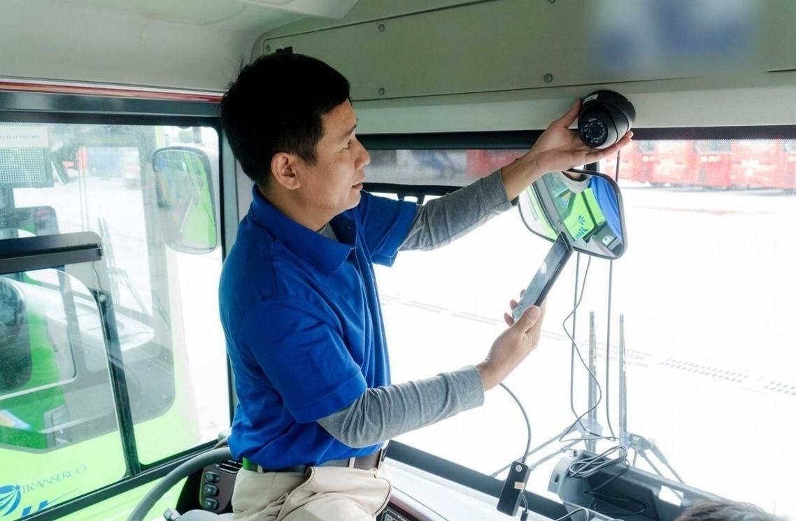 Doanh nghiệp vận tải cần khẩn trương lắp camera giám sát trước 31/12