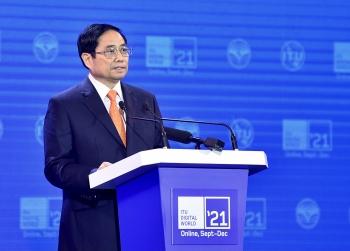 Thủ tướng: Chuyển đổi số là hướng đi đúng đắn, góp phần phục hồi nền kinh tế