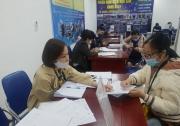 Thị trường lao động Hà Nội dần khởi sắc