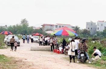 HoREA đề xuất các giải pháp ngăn chặn tình trạng sốt đất
