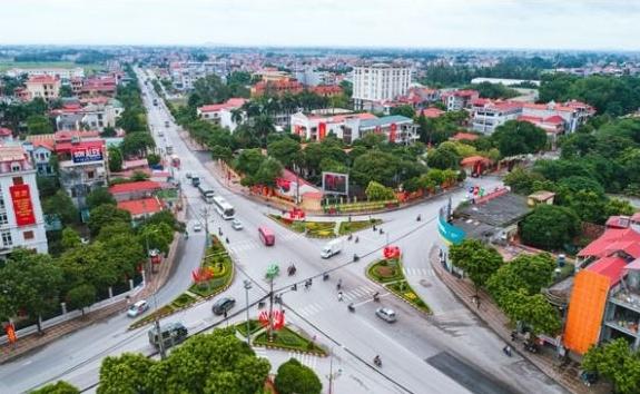 Hà Nội: Đề xuất quy hoạch 3 huyện Đông Anh, Sóc Sơn, Mê Linh lên thành phố