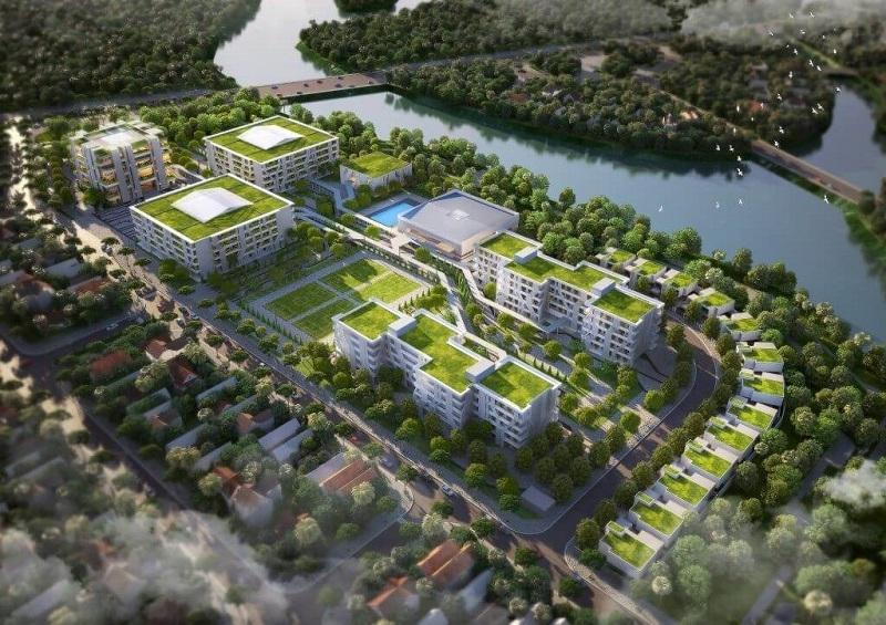 Bình Định: Dự án Khu B1, Khu đô thị mới An Phú Thịnh chưa đủ điều kiện giao dịch