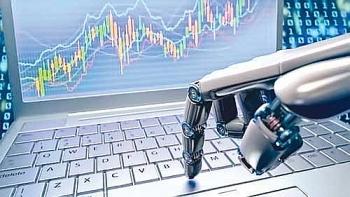 Xu hướng công ty chứng khoán chọn mô hình robot thay nhân viên môi giới