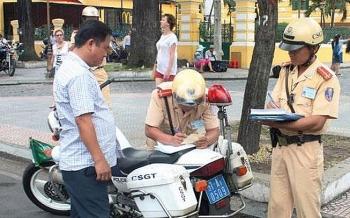 Tiền phạt vi phạm hành chính nộp 100% vào ngân sách