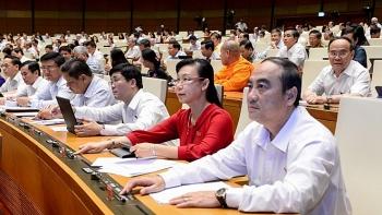 Hôm nay (12/6): Quốc hội thông qua nhiều dự Luật quan trọng