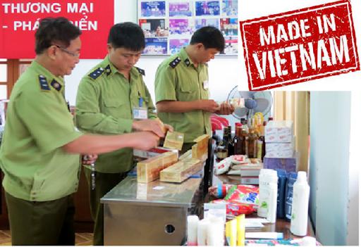 Đủ chiêu trò gian lận hàng hóa xuất xứ Việt Nam để trục lợi