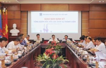 """Giữ vững nhịp độ sản xuất trong """"khủng hoảng kép"""", PVN nộp ngân sách Nhà nước 32 ngàn tỷ đồng"""