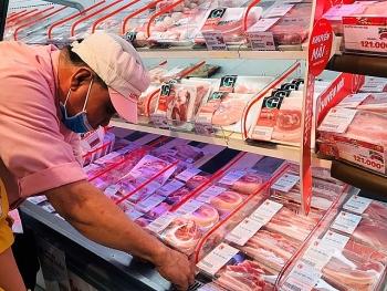 """Giá thịt lợn """"làm khó"""" mục tiêu kiểm soát CPI dưới 4%"""