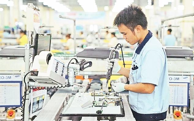 Việt Nam hút mạnh dòng vốn FDI trong 7 tháng đầu năm