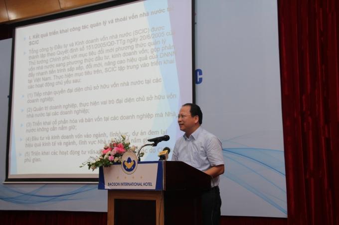 scic thoai von thanh cong tai 1000 doanh nghiep