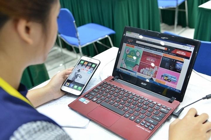 Có sự lệch pha rất lớn giữa thanh toán online và thương mại điện tử