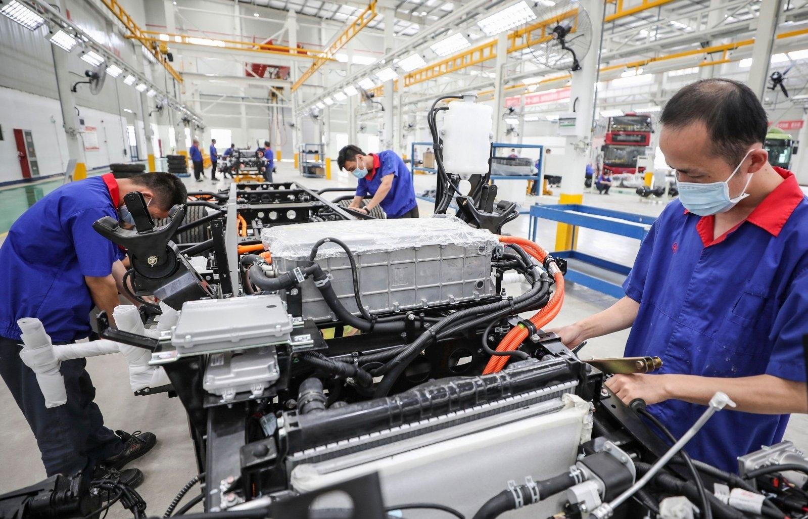 Doanh nghiệp FDI lạc quan về tình hình sản xuất kinh doanh những tháng cuối năm