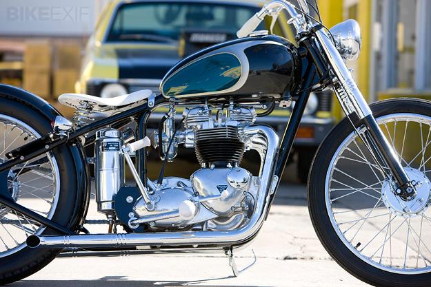 Mooneyes 1964 Triumph – Đỉnh cao của tinh tế là sự giản đơn 3