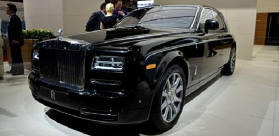 Rolls-Royce lập kỷ lục doanh số cao nhất trong 108 năm