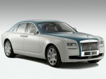 Rolls-Royce Ghost đặc biệt mang phong cách Ả-rập