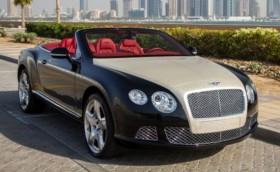 Độ Bentley kiểu Ả-Rập!