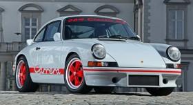 do porsche 964 theo phong cach 911 carrera rs 1973