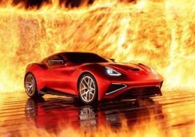 """Chiêm ngưỡng siêu xe """"núi lửa"""" Icona Vulcano"""
