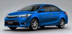 """Sắp có xe """"anh em"""" của Toyota Vios"""