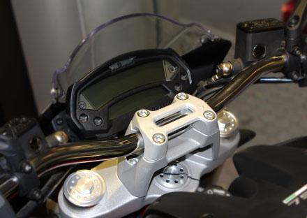 Ducati Monster 795 2013 - An toàn hơn với phiên bản ABS