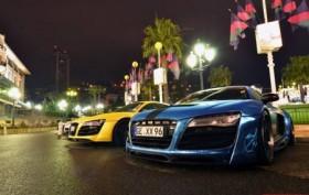 Đại hội siêu xe ở Monaco