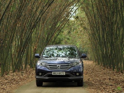 Honda CR-V mới có gì hấp dẫn người Việt?