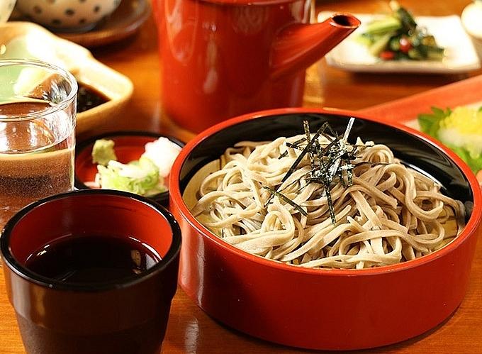 7 thiên đường cho tín đồ ẩm thực ở Nhật Bản