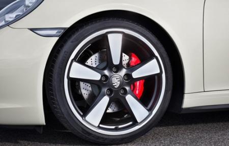 Porsche 911 Carrera S phiên bản đặc biệt kỷ niệm 50 năm