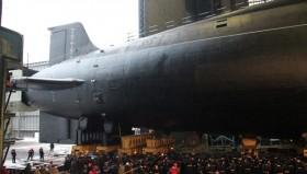"""Tàu ngầm """"khủng"""" của Nga đã sẵn sàng"""