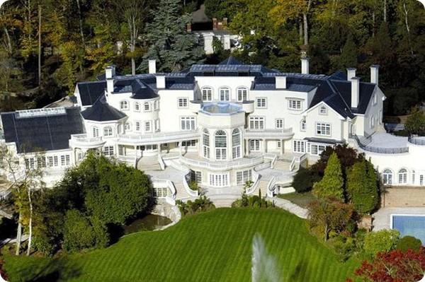 Top 10 ngôi nhà đắt giá nhất thế giới