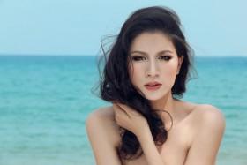 [Chùm ảnh] Siêu mẫu bị tạm giữ Trang Trần - người đẹp