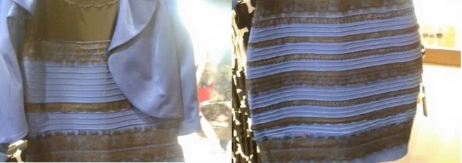 Cả thế giới tranh cãi về màu sắc của một chiếc váy