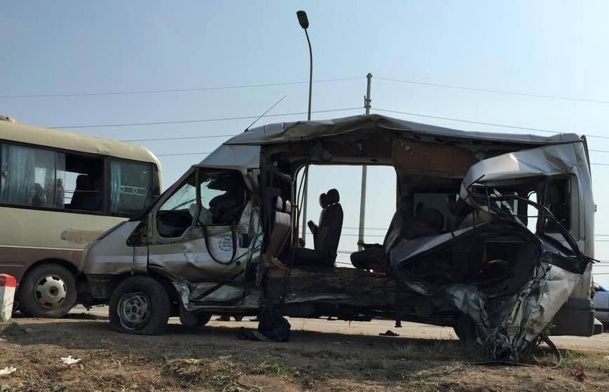Hà Nội: Tai nạn thảm khốc, 4 người thiệt mạng