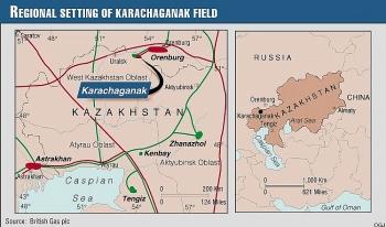 kazakhstan se giai quyet viec chia se loi nhuan tai mo karachaganak trong thang 6