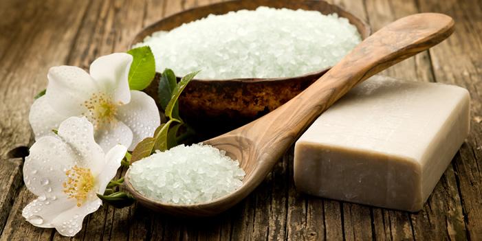 Muối – sản phẩm làm đẹp cực hiệu quả