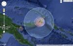 Động đất 7,5 độ richter tại Papua New Guinea