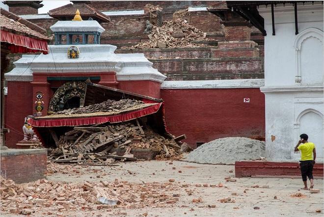 Nepal: Tốn hàng triệu đô để tái tạo các di tích