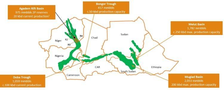 savannah petroleum phat hien dau o niger