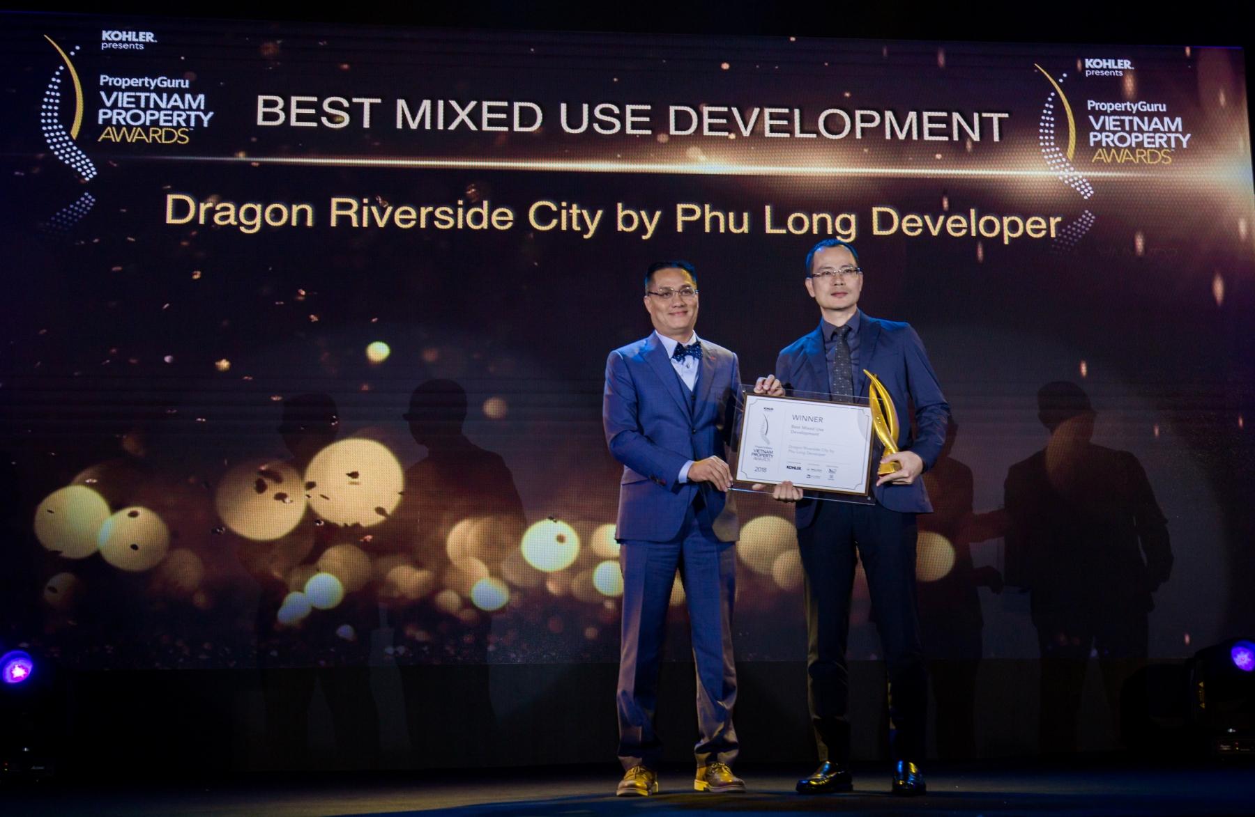 phu long doat nhieu giai thuong cua propertyguru vietnam property award 2018