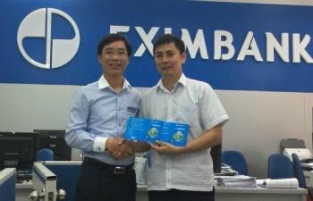 eximbank tam ung 28 ty cho mot khach hang trong vu 50 ty dong boc hoi