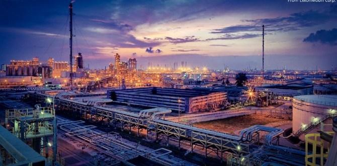 exxonmobil len ke hoach mo rong san xuat tai nmld o singapore