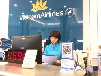 Vietnam Airlines hợp tác VNPAY thanh toán mua vé bằng QR CODE
