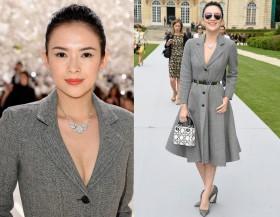chuong tu di long lay tai paris fashion week
