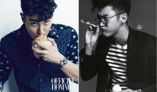 Choi Siwon bảnh bao trong bộ ảnh mới