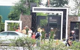Vụ thảm sát tại Bình Phước: Camera trong biệt thự không hoạt động