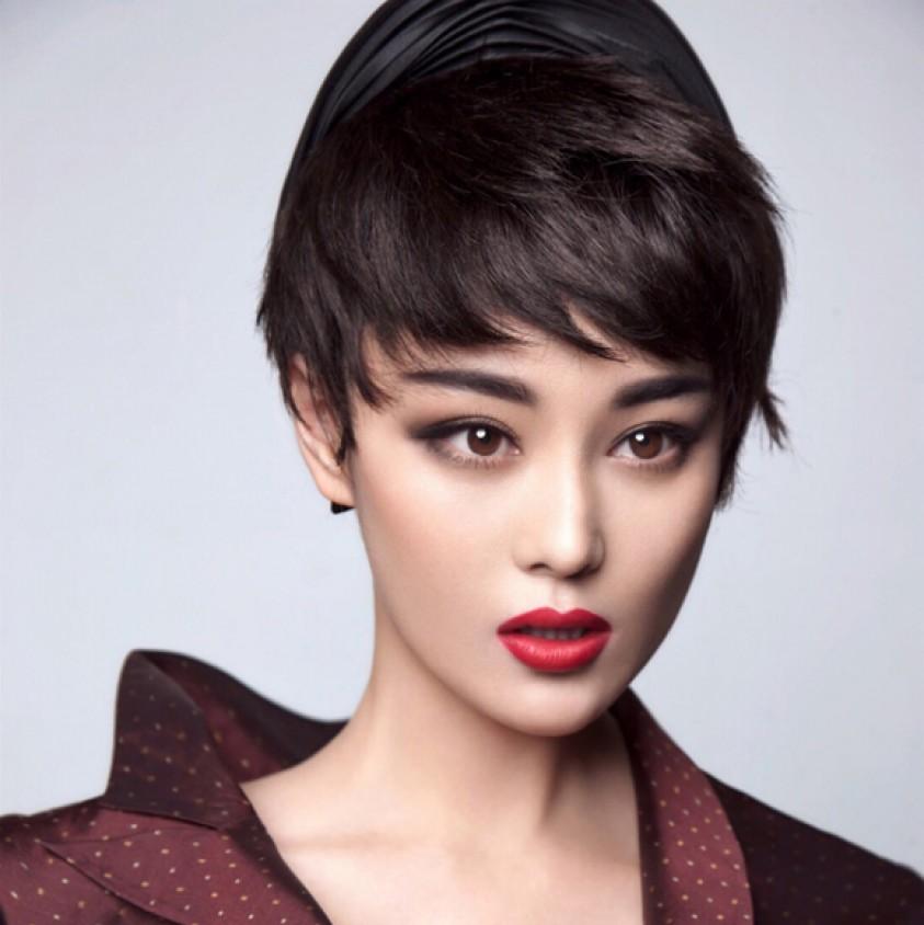 Trương Hinh Dư gây bất ngờ với tóc pixie