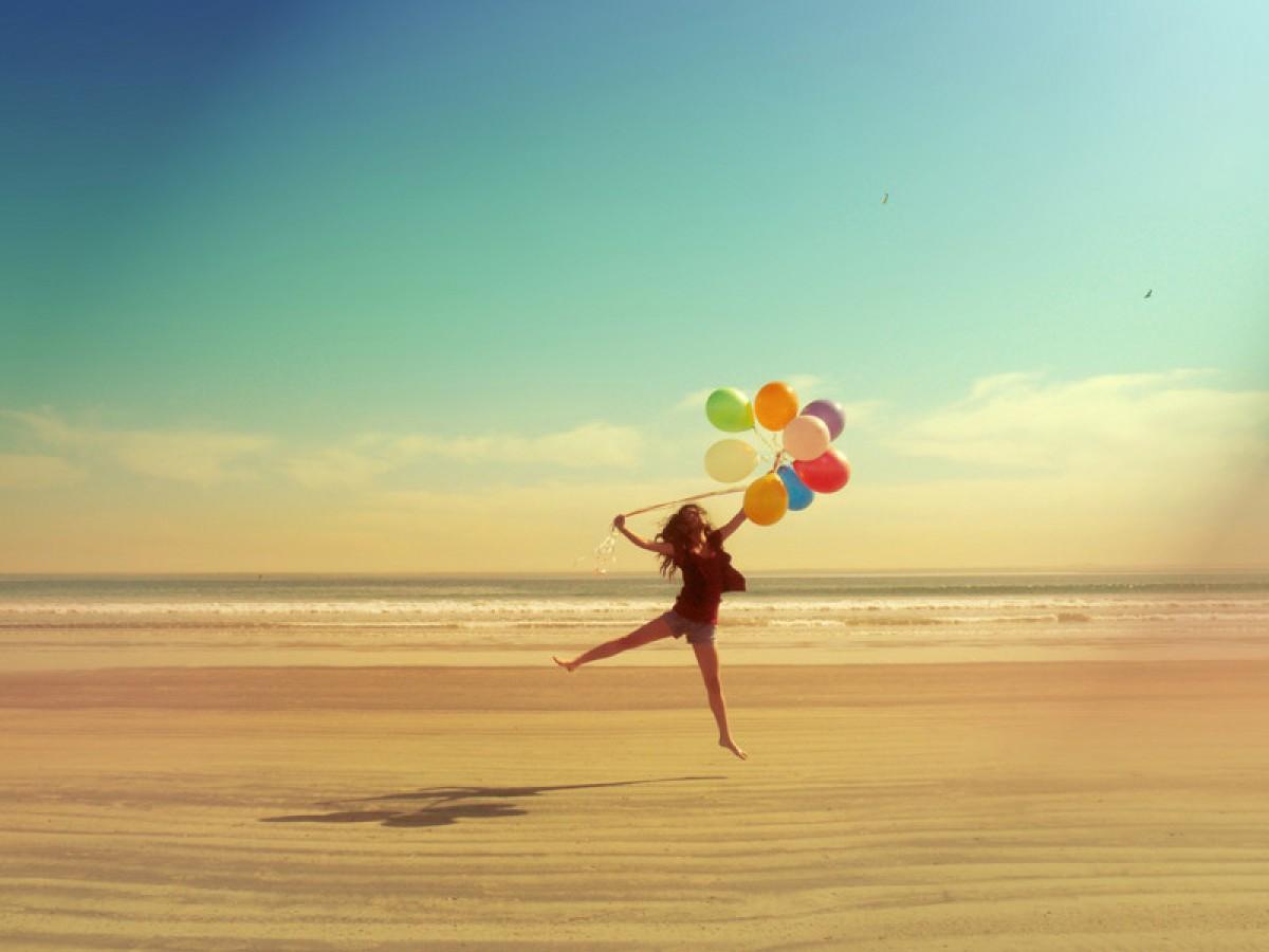 Hạnh phúc là khi được sống đơn giản